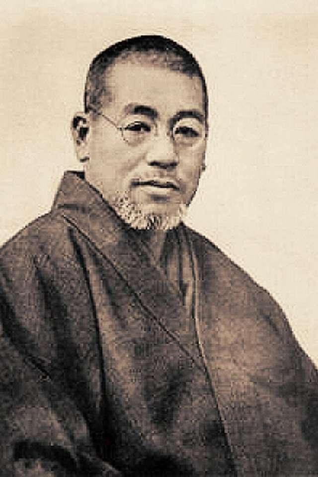 Mikao Usui Sensei fondatore del Reiki
