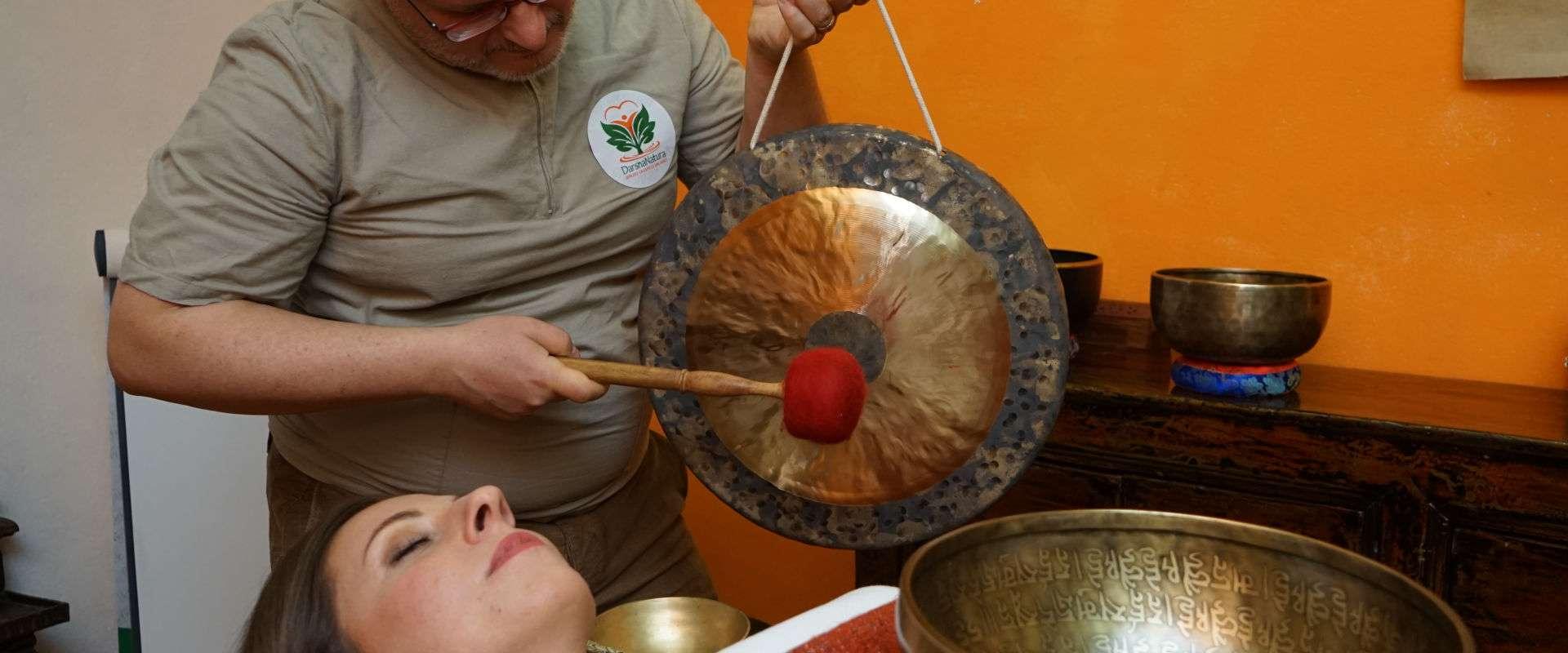 DarshaNatura Trattamento Campane Tibetane Express