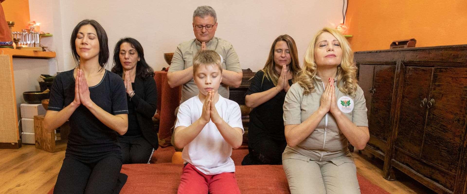 DarshaNatura Corsi Di Meditazione Impariamo a meditare