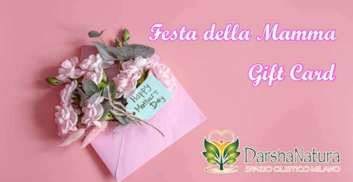 Darshanatura - Gift Card Festa della Mamma - Trattamento Individuale online